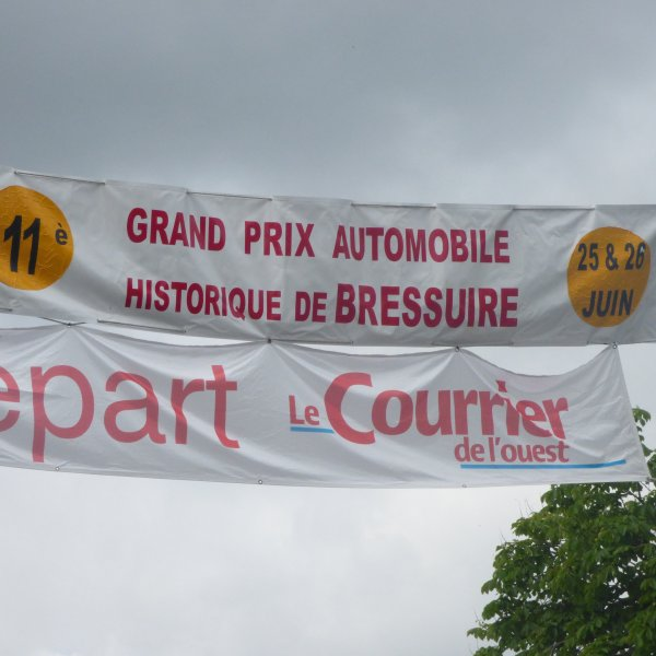 Grand  prix automobile historique de bressuire 79