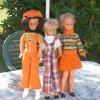 voici les 3 graces cathie many dolly
