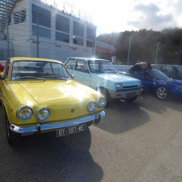 LOHEAC 2016  Exposition et  Brocante autos Motos