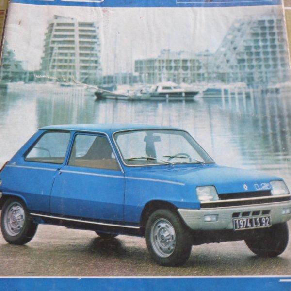 Magazine sur la Renault 5  L S