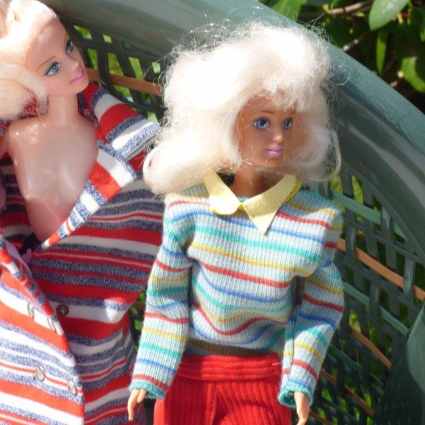 mes trouvailles du week end dernier  un haut  dolly et  le pantalon tressy  Frimas?????Ci je ne me trompe pas