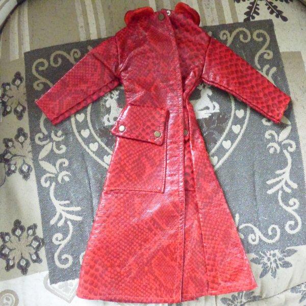 le plus beau du sac 2 superbes manteaux Dolly