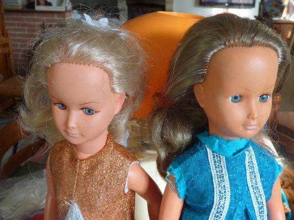 voici le retour des dollynettes  remplacante des claudettes