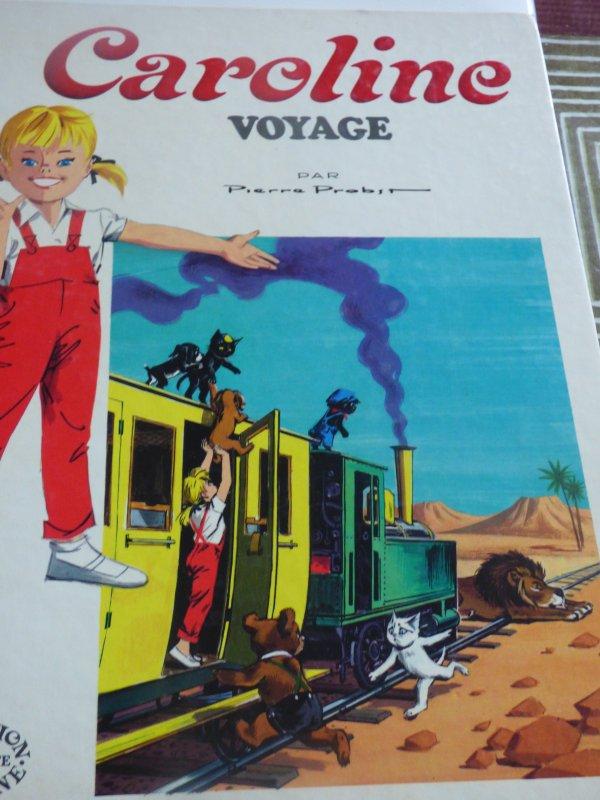 1 caroline trouver sur un vg + 1 livre collection farandole
