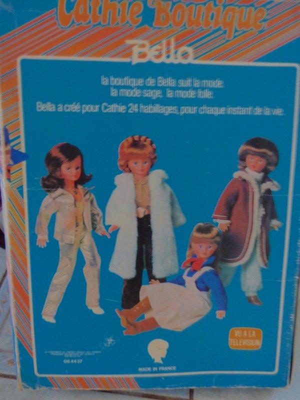 tenue cathie  bella en boite..............................Tenue copenhague  1981