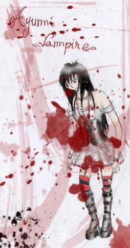 Ayumi Detsuko : Vampire.