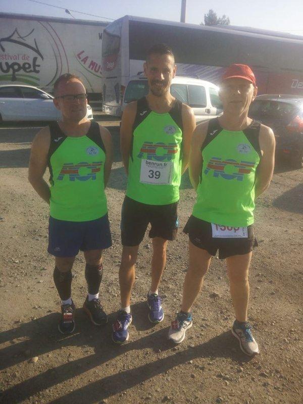 Résultats 10 kms et semi marathon de Feurs 24/03/2019