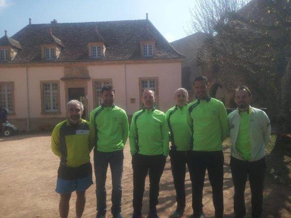 Résultats trail des 2 rivières(cal charlieu) 14/04/2019(semur en Brionnais)