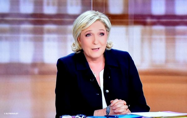 MARINE LE PEN - PRÉSIDENTIELLE 2017