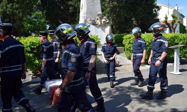 COMMÉMORATION 8 mai 1945 / 2017 SÉRIGNAN HÉRAULT