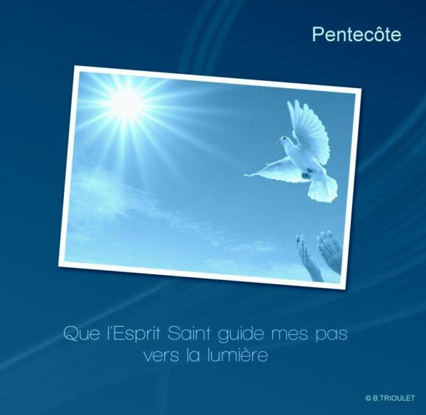 WEEK END DE PENTECÔTE