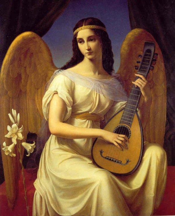 DAMABIAH l'ange du 1er janvier