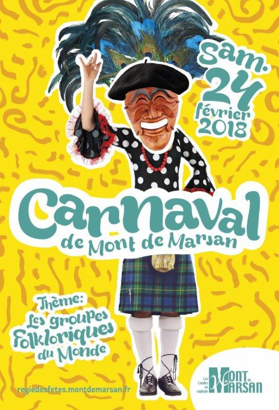 CARNAVAL DE MONT DE MARSAN