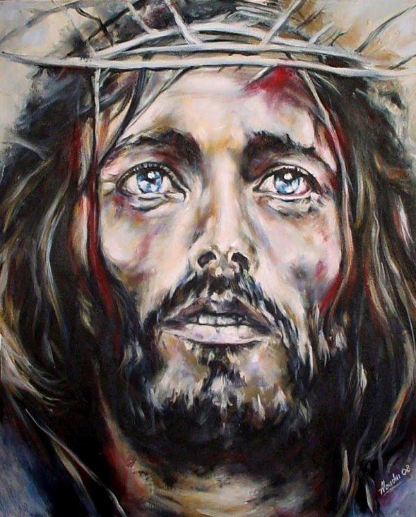 IESUS, HOMINUM SALVATOR