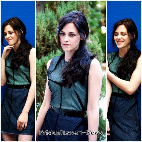 08/11/2011 - Portrait de conférence de presse Breaking Dawn partie 1 - 2011.