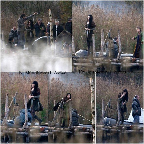 10/11/2011 - Trailer de Blanche Neige et le Chasseur en exclusivité par MSN ! + Voci des images de Snow white and the Huntsman .