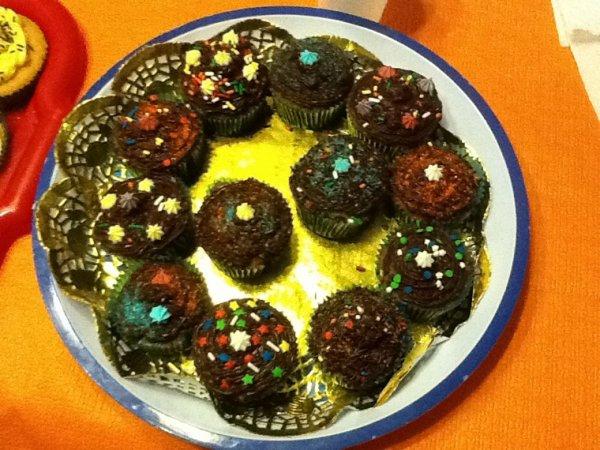 Ce soir c'est soirée Cupcakes