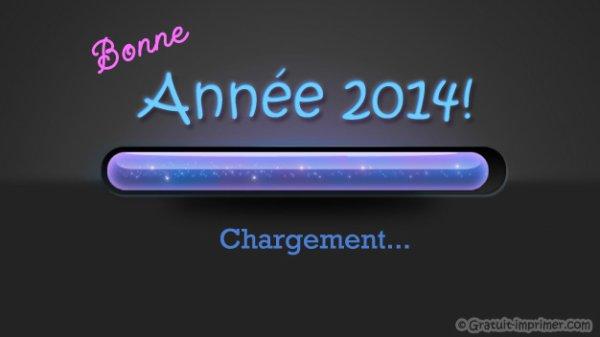 Meilleurs voeux pour cette nouvelle année ....
