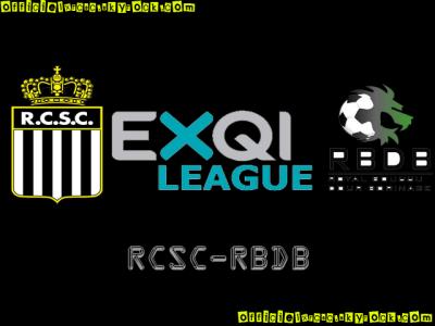 prono match championnat : RCSC - RBDB