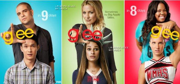 (Re)Découvrez les photos promos de Glee pour la Saison 4 !