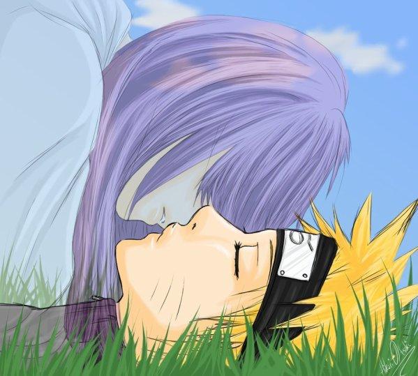 One-shot Hinata/Naruto  Pourquoi tu es partie mon ange?