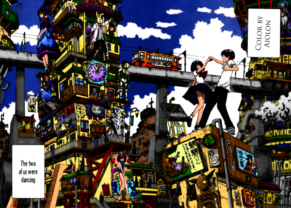 Nazo No Kanojo X / Mysterious Girlfriend X (vostfr)