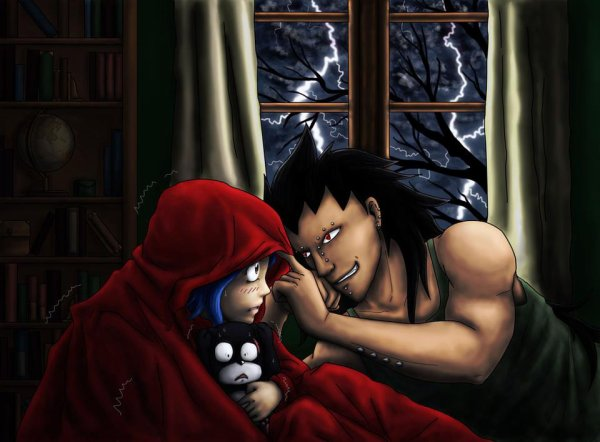 One-Shot Gajeel&Levy (Fairy Tail)