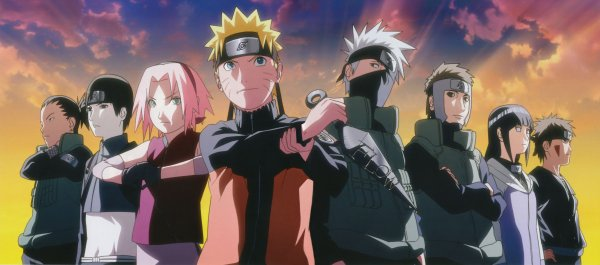 Naruto & Naruto Shippuden (vostfr & français)