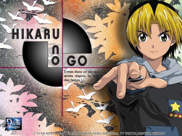 Hikaru no Go (vostfr & français)