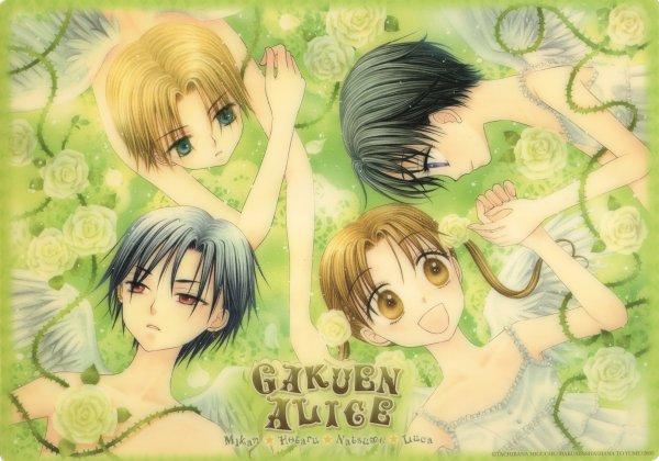 Gakuen Alice - Alice Academy (vostfr & français)