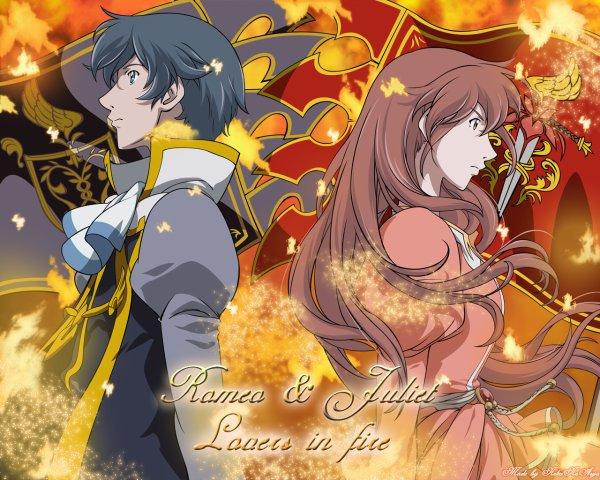 Romeo x Juliet (vostfr)