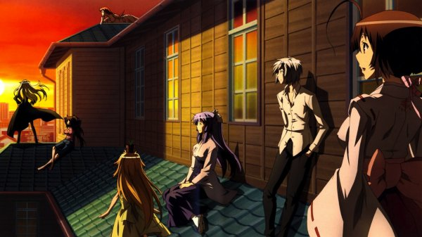 Sekirei & Sekirei ~Pure Engagement~ (vostfr)