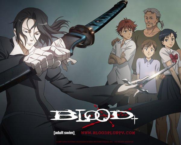Blood + (vostfr & français)