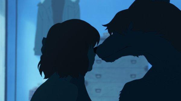 Les Enfants loups : Ame et Yuki - Ookami kodomo no Ame to Yuki (vostfr & français)