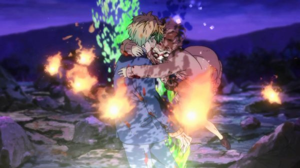 Beyond the boundary (vostfr)
