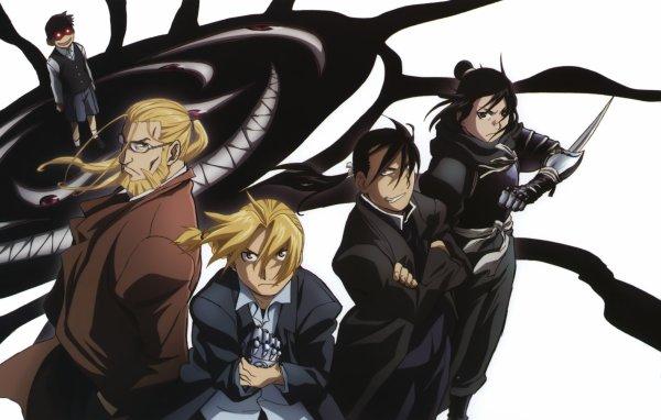 Fullmetal Alchemist & FullMetal Alchimist Brotherhood (vostfr & français)