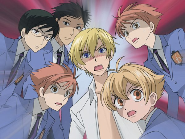 OURAN HIGH SCHOOL HOST CLUB (vostfr)