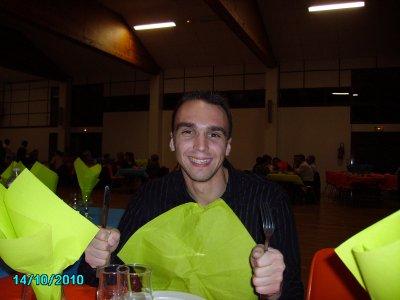 Samedi 16 octobre 2010 : Soirée Moules-frites à Oiron !!