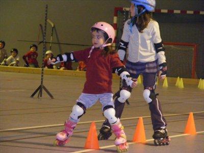 C'est ici que tout commence : l'école de patinage