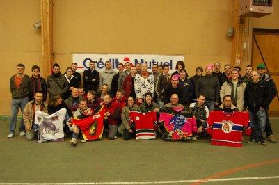 Dimanche 9 janvier 2011 : Tournoi de hockey loisir à Bressuire