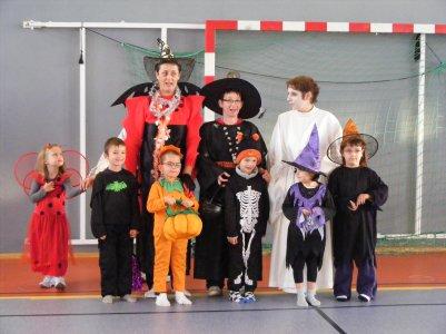 Halloween 2011 au baby roller