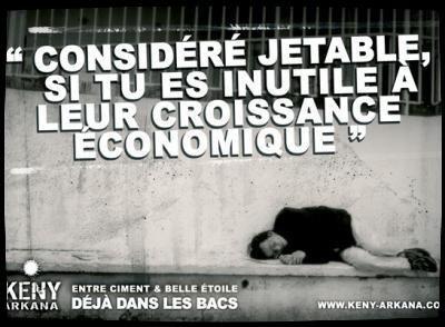 "Entre Ciment Et Belle Etoile / Keny Arkana ""Je me barre"" (2006)"