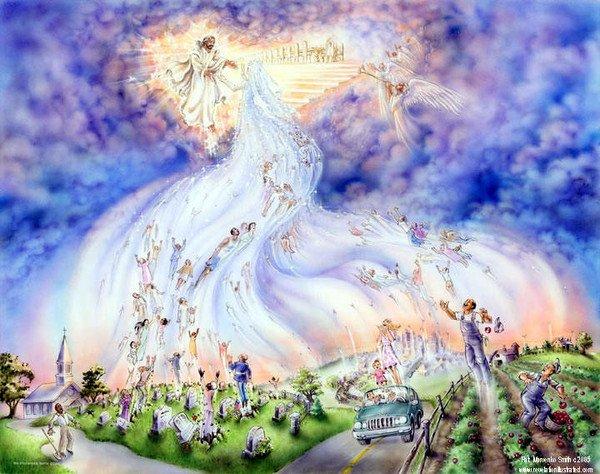 LE RETOUR IMMINENT DE JESUS CHRIST
