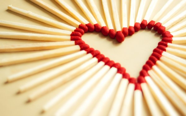 L'amour c'est comme le feu, si tu y touche trop tu te brûle !