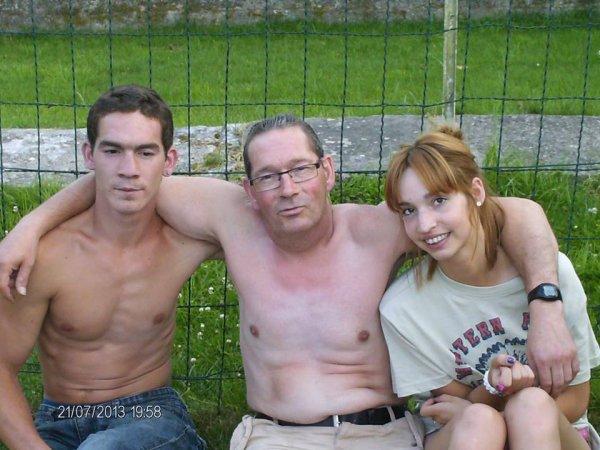 la famille   je vous aime    ;)