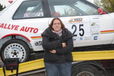 Rallye de Sarrains 23.24 octobre 2010