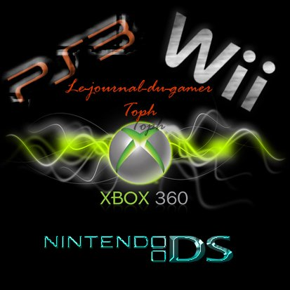 Les jeux video,une de mes passions.
