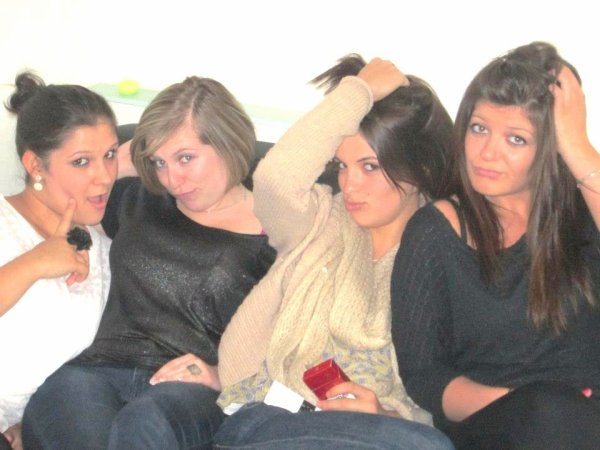 Mes coupains, mes coupines !