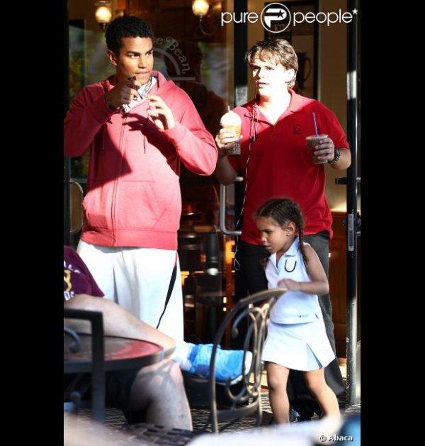 TJ Jackson, tuteur des enfants de Michael : Il a besoin d'argent...