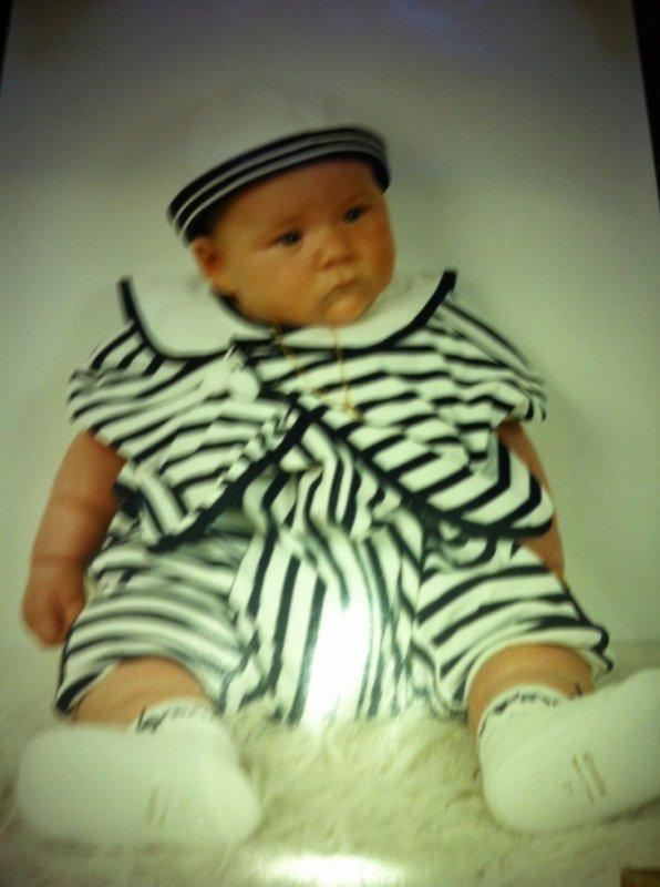 Comme j'étais beaux quand j'étais petit <3